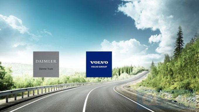 戴姆勒卡车和沃尔沃集团燃料电池合资企业已成立