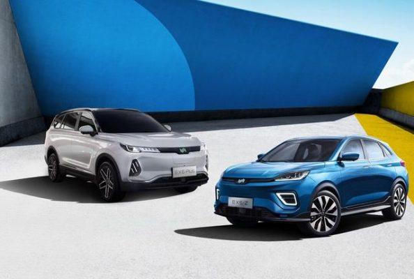 """威马汽车以智能+纯电,助力实现""""碳达峰碳中和"""""""